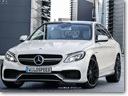 2015 Mercedes-Benz C63 AMG [render]