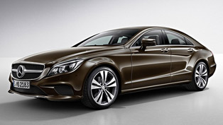 2015 Mercedes-Benz CLS - Sport and Night Packages