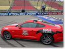 2015 Ford Mustang Is Official Pace Car At Quicken Loans 400 NASCAR