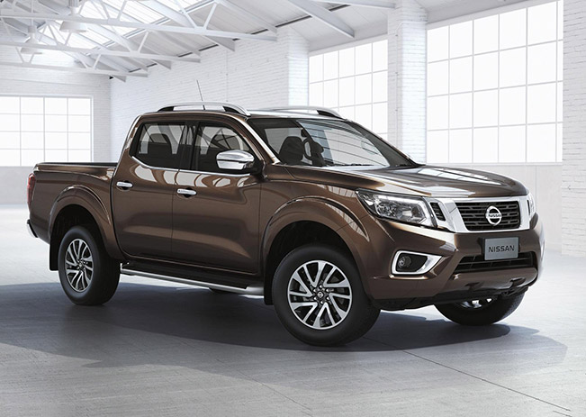 2015 Nissan Navara – Looks, Performance, Robustness and Durability