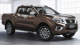 2015 Nissan Navara - Looks, Performance, Robustness and Durability