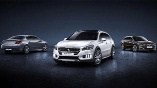 2015 Peugeot 508 Range Revealed
