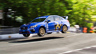 2015 Subaru WRX STI - Lap Record at the Isle of Man