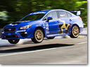 2015 Subaru WRX STI – Lap Record at the Isle of Man
