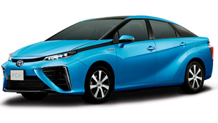 2015 Toyota Fuel Cell Sedan - Hydrogen is Here!