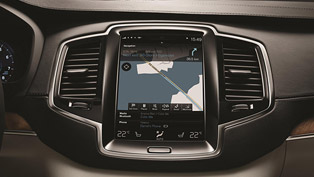 2015 Volvo XC90 Infotainment System [videos]