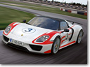 2014 Porsche 918 Spyder - Test Drive [video]
