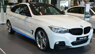 BMW 3-Series GT ///M Performance by Abu Dhabi