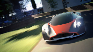 aston martin reveals dp-100 vision gran turismo [video]