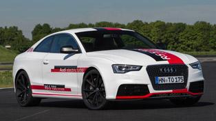 Audi RS5 TDI Concept - Details