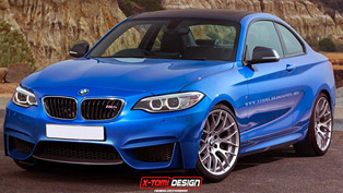 BMW 2-Series M2 [render images]