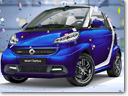Brabus Smart ForTwo Fan Edition
