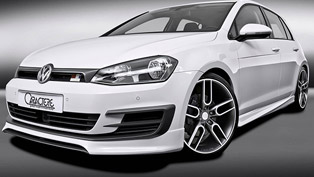 2014 volkswagen golf vii gti by caractere and jms