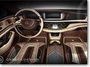 Carlex Design Interior for 2014 Mercedes-Benz S-Class