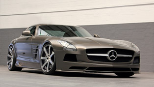 DD Customs Restyles Mercedes-Benz SLS AMG