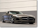 DD Customs Restyles Mercedes-Benz SLS AMG