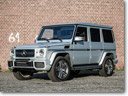 Mercedes-Benz G63 AMG With Power Pack From Edo Competition