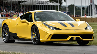 Ferrari at 2014 Goodwood Festival of Speed