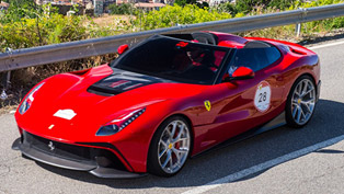 Ferrari F12 TRS - Officially Unveiled