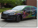 Ford Unveils Ultra-Lightweight Concept Fusion [VIDEO]