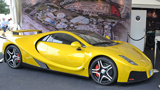 gta spano at 2014 goodwood