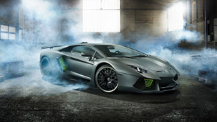 hamann lamborghini aventador limited [video]