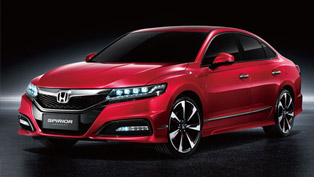 2015 Honda Spirior To Be Launched In China
