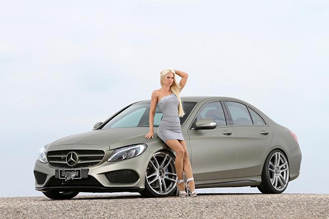 Inden design 2014 mercedes benz c180 amg line for Mercedes benz sedan line
