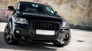 Kahn Audi Q5 2.0 TDi Quattro S-Tronic Wide Track Edition