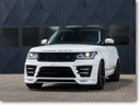 LUMMA Design To Show Range Rover Vogue CLR SR At Goodwood