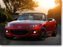 Mazda MX-5 25th Anniversary Limited Edition Debuts At Goodwood