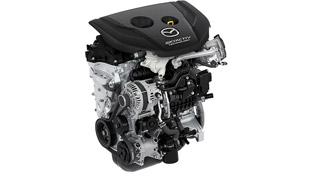 Mazda SKYACTIV-D 1.5 liter Diesel