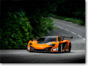 Latest Generation McLaren 650S GT3 Premiered At Goodwood