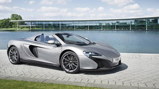 Bespoke McLaren MSO 650S Spider Concept Debuts At Goodwood