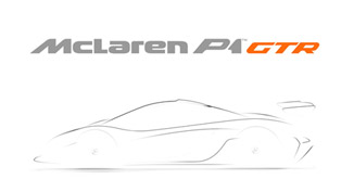 McLaren Teases Track-Focused P1 GTR