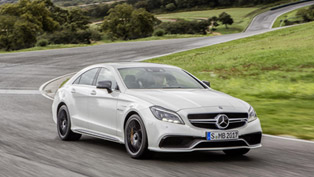2015 Mercedes-Benz CLS Coupe And CLS Shooting Brake - Pricing Announced
