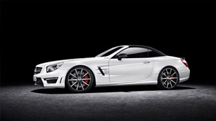 Mercedes-Benz Adds 2LOOK Edition To SL AMG Range