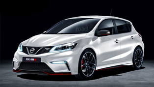 Nissan Pulsar Nismo RS Variant Previewed