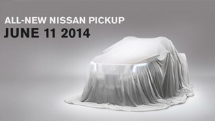 Nissan Teases New Pick-Up [VIDEO]