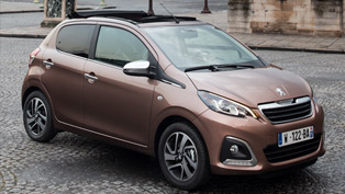 Peugeot 108 Has 196 Litres Of Carrying Capacity