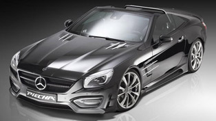 Piecha Design Mercedes-Benz SL Avalange GT-R