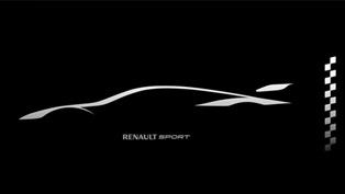 Renaultsport Teases Trophy Show Car