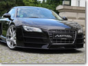 SGA Aerodynamics Gives Audi R8 New GT Aero-Kit