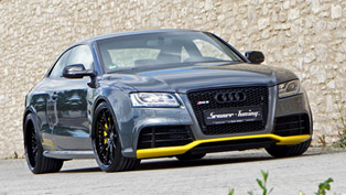 Senner Tuning Audi RS5 Coupe Produces 504 Horsepower