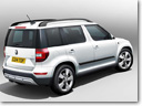 Skoda Octavia, Superb and Yeti Tour de France Special Editions