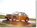 Volkswagen Beetle Dune Concept Takes To The Road