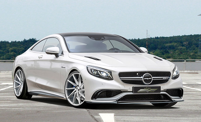 Voltage design mercedes benz s63 amg coupe for Mercedes benz s63 amg coupe