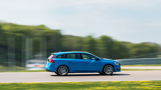 New Volvo V60 Polestar To Be Presented At Goodwood [VIDEO]