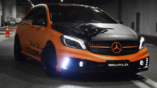 Wald International Mercedes-Benz A-Class Black Bison