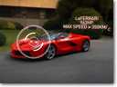Ferrari Marks 15 million Facebook Fans with LaFerrari On-board Google Glass Video at Fiorano
